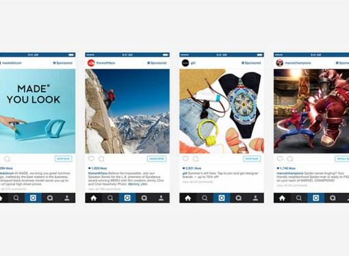Instagram sobrepasó los 200.000 anunciantes