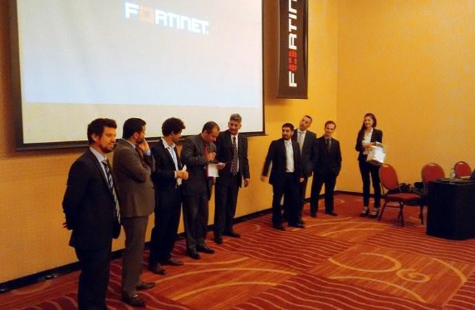 Fortinet reconoció a sus canales de Argentina en el Partner Summit 2016