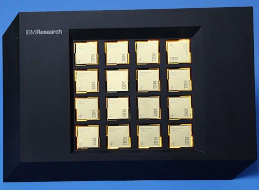 IBM desarrolla una supercomputadora inspirada en el cerebro