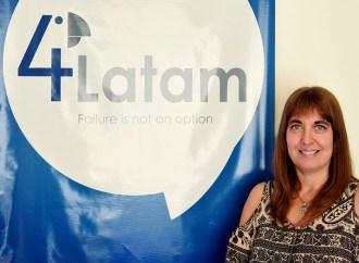 Karina Ferrarotti, nueva Business Manager de 4Latam
