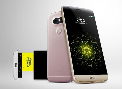 LG apuesta al futuro con nuevas tecnologías en smartphones y televisores