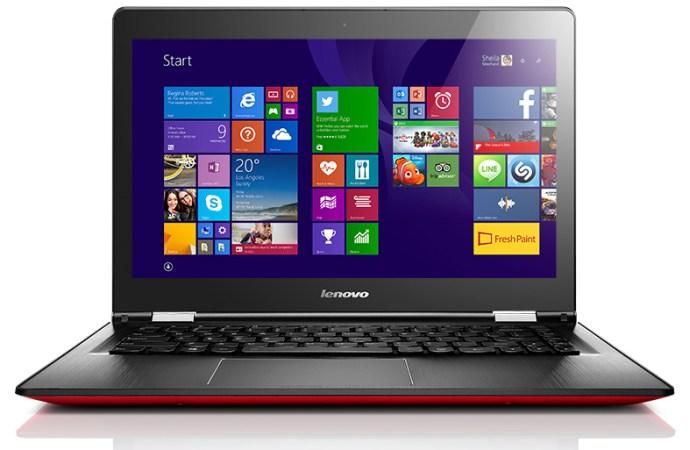 Lenovo presentó Yoga 500