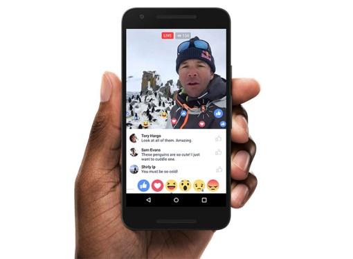 Facebook comparte nuevas formas de crear, compartir y descubrir videos Live