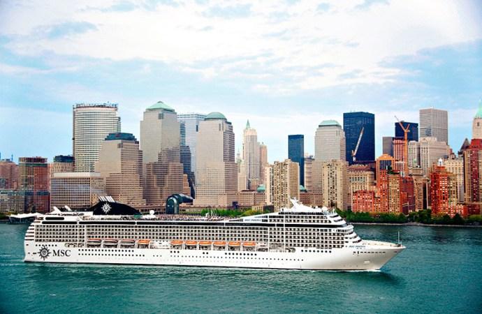 MSC Cruceros mejora la conectividad de sus huéspedes