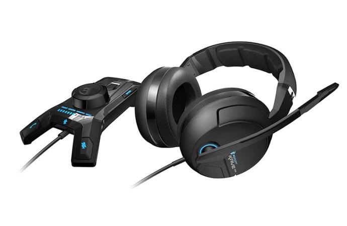 Roccat lanzó nuevo headset para gamers