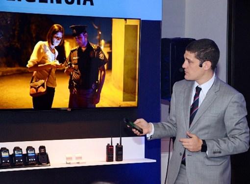 Motorola Solutions y Galander S.A. capacitan al canal en Argentina