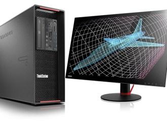Llegan al mercado las nuevas workstations de Lenovo