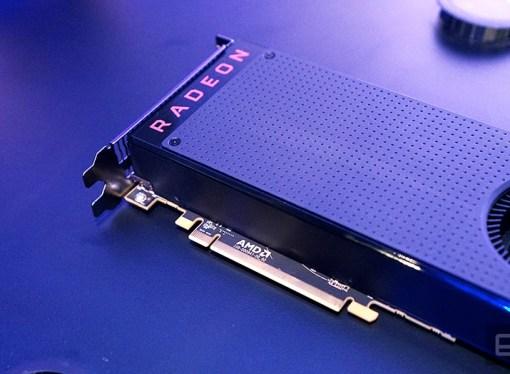 AMD adelantò su línea de procesadores gráficos Radeon RX Series en E3 2016