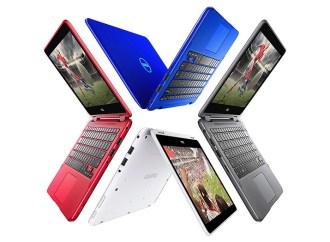Dell lanzó la primera 2 en 1 de 17 pulgadas y una nueva generación de portátiles