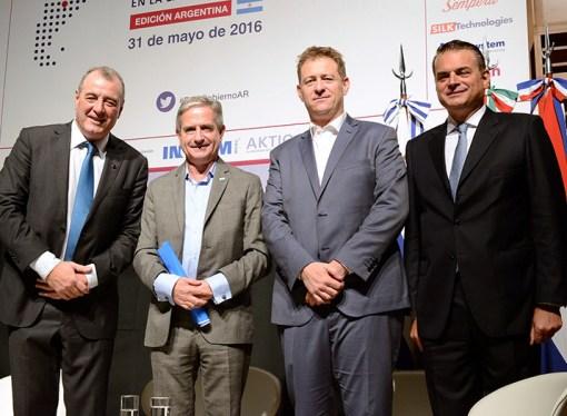 Se realizó en Argentina el VII Foro de Líderes de Gobierno