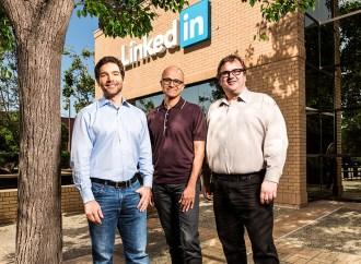 Microsoft compró Linkedin en 26.200 millones de dólares