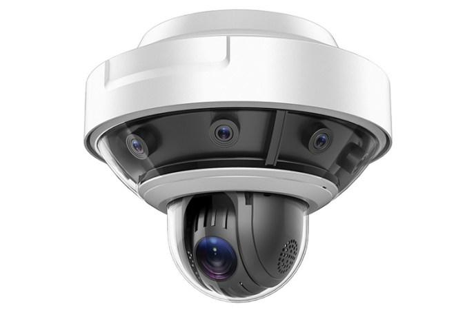 Hikvision lanza las nuevas cámaras panorámicas de la serie PanoVu
