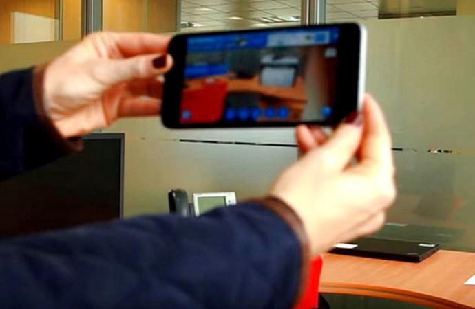 Ricoh presenta tecnología de realidad aumentada