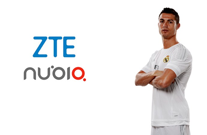 Cristiano Ronaldo será la imagen de Nubia a nivel mundial