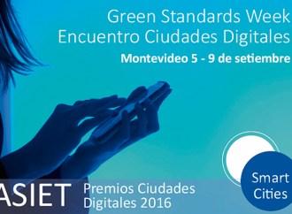 Abierta la convocatoria de los premios 'Ciudades Digitales 2016'