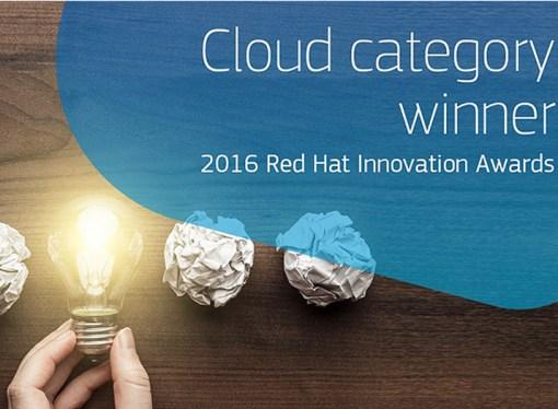Amadeus recibió el premio a la innovación Red Hat
