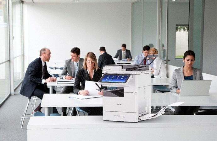 "La nueva Ricoh MP 305SPF promueve el ""Workstyle Innovation Technology"""