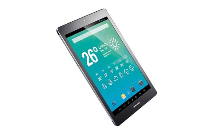 Banghó lanzó la Aero J12, su primera tableta con Android 5.0