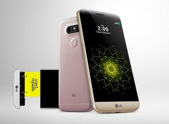 Llega a la Argentina el LG G5
