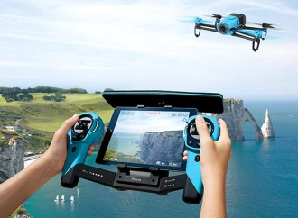 Procesamiento de video mejorado en los Parrot Bebop Drones