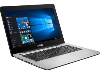 Asus presentó la notebook X456UA