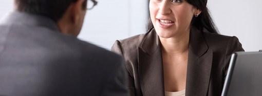 11 señales para saber si su entrevista laboral está saliendo bien
