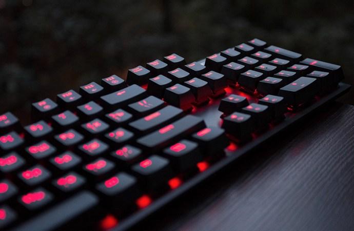 HyperX presentó su teclado Alloy FPS