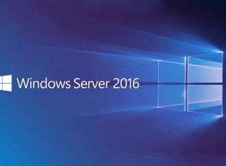 Microsoft presentó Windows Server 2016