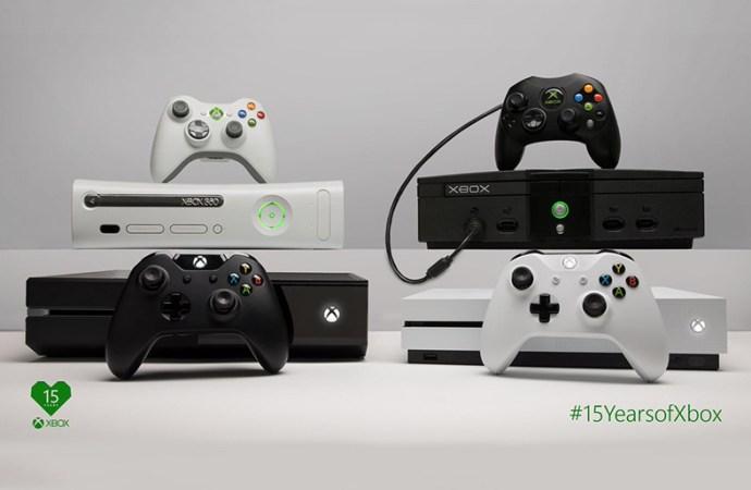 Xbox cumplió 15 años y lo festejó con sus fans