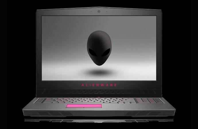 Dell lanzó la notebook Alienware17 R4