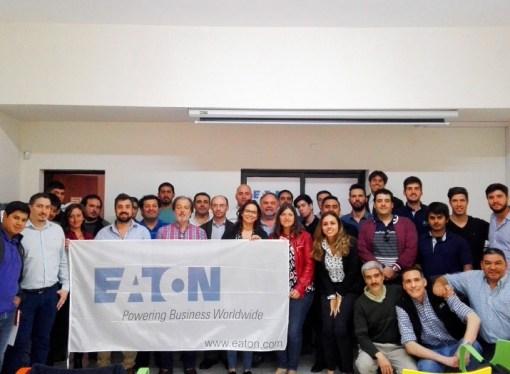 Eaton certifica a sus resellers en su technology center