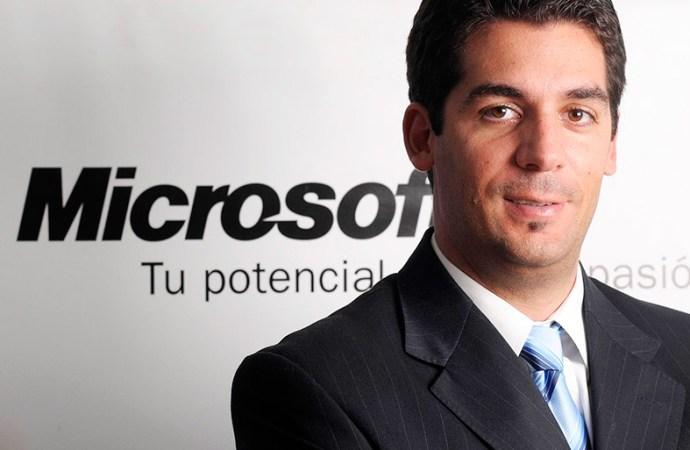 Fernando Andrés, nuevo director de Servicios para Argentina y Uruguay de Microsoft