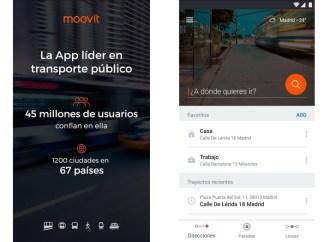 Moovit y la startup Mexicana SinTráfico se unen
