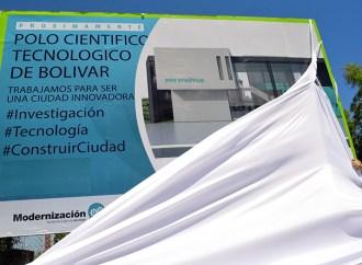 Se impulsa un polo científico tecnológico en Bolívar