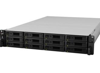 Synology presentó servidores