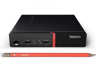 Lenovo presentó sus equipos de escritorio y portátiles profesionales