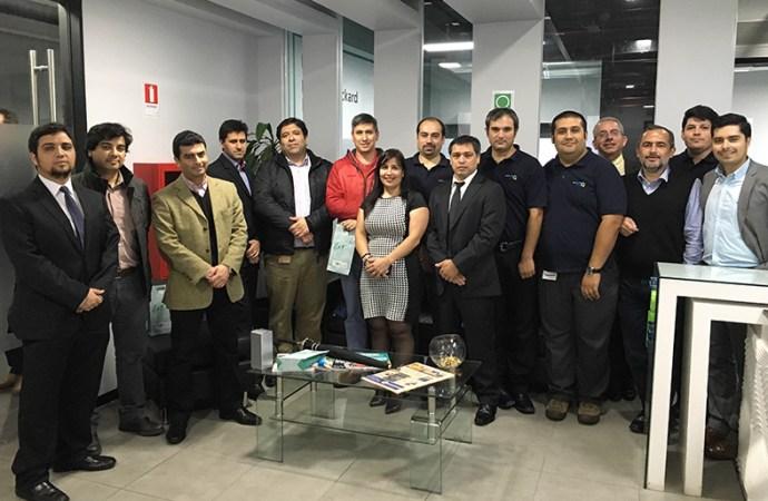 ITQ Latam realizó cuenta anual de proyecto Metro
