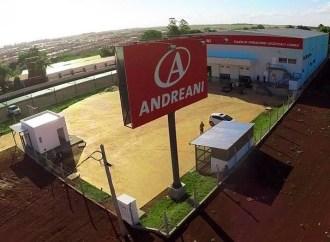 Andreani abre una planta de operaciones en Argentina