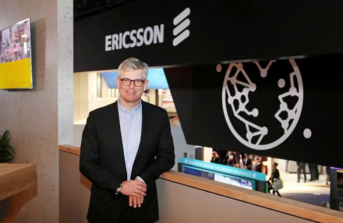 Börje Ekholm asume el cargo de presidente y CEO de Ericsson