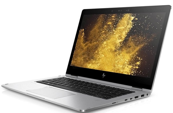 HP presentó EliteBook x360