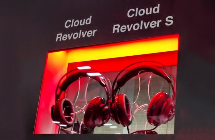 HyperX presentó sus auriculares Cloud Revolver S