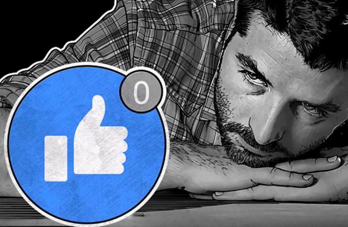 1 de cada 10 personas modifica la verdad en las redes sociales para sentirse bien
