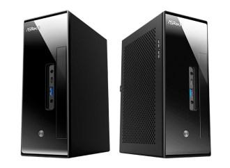 ASRock lanzó las DeskMini RX/GTX