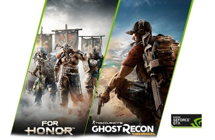 Adquiera la GeForce GTX 1070 o la GTX 1080 y gane For Honor