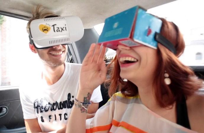 Planeta Guru e Easy Taxi lanzan Taxi Virtual