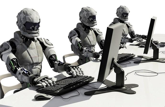 93% de las personas confiarían en las órdenes de un robot en el trabajo