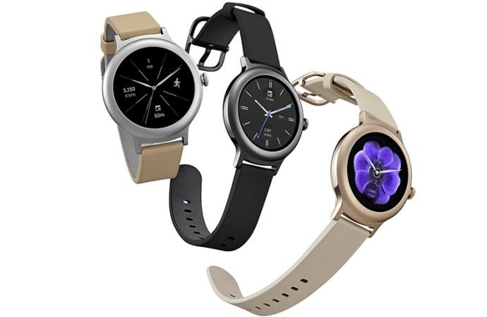 LG y Google unidos para desarrollar los primeros relojes con sistema Android 2.0