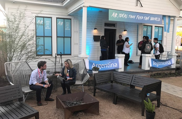 Argentina mostró al mundo sus ideas en el South by Southwest