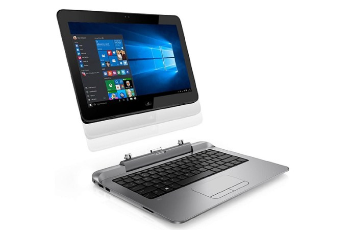 HP lanzó la PC Pro x2 y los accesorios Elite x3