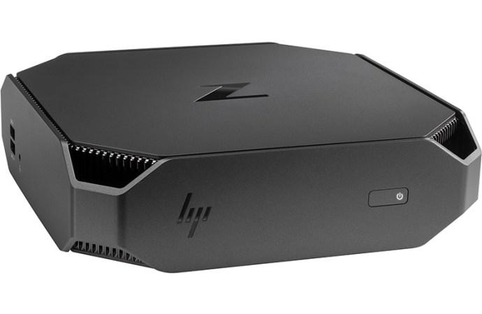 HP presentó Z2 Mini Workstation
